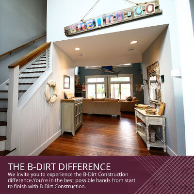 The B-Dirt Construction Difference