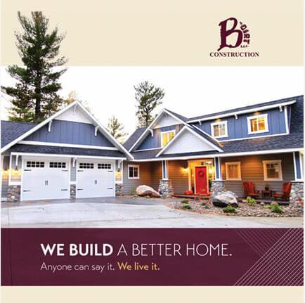B-Dirt Construction Brochure