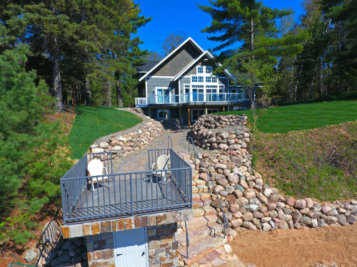 Pequot Lakes home builder