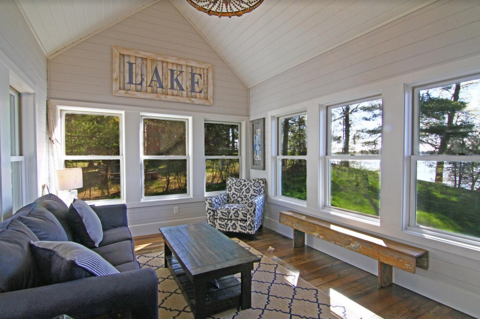 crosslake home building
