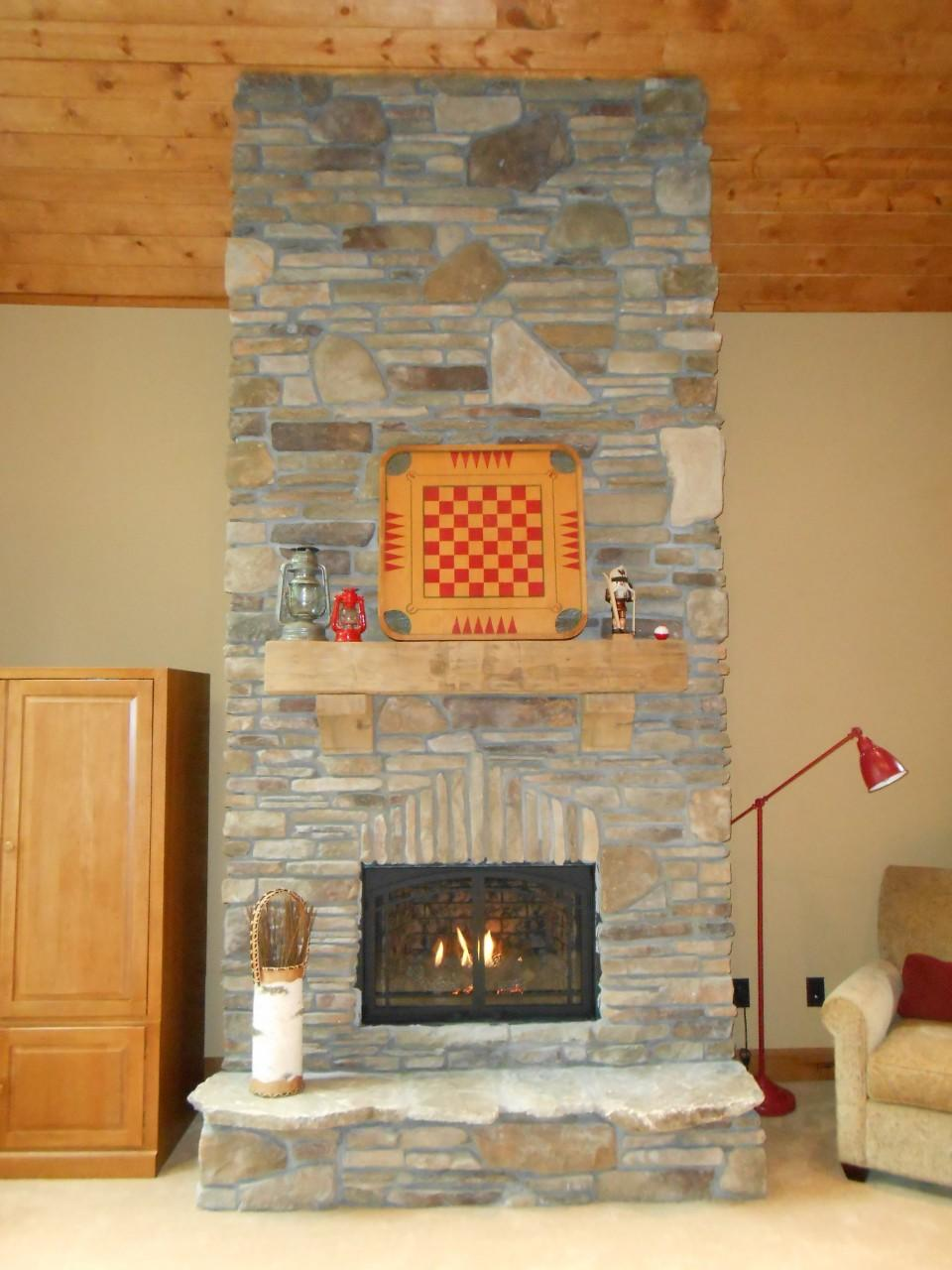 Custom Built Fireplaces You'll Love