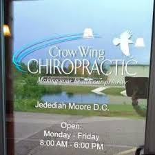 Testimonial from Crow Wing Chiropractic-Baxter