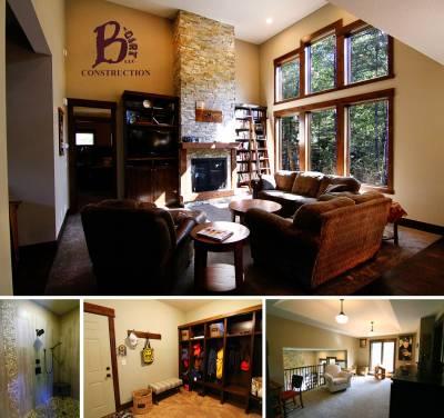 Beautiful Brainerd Custom Home