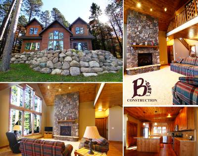 Crosslake Lake Home Cabin