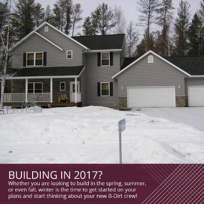 Building in 2017?