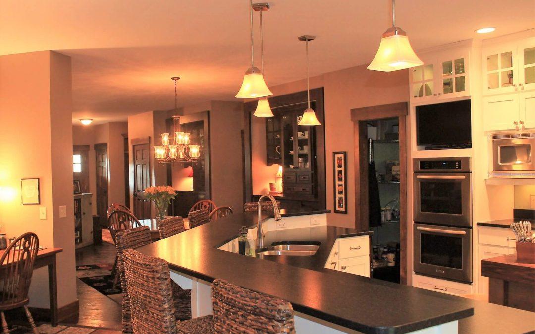 Baxter custom home