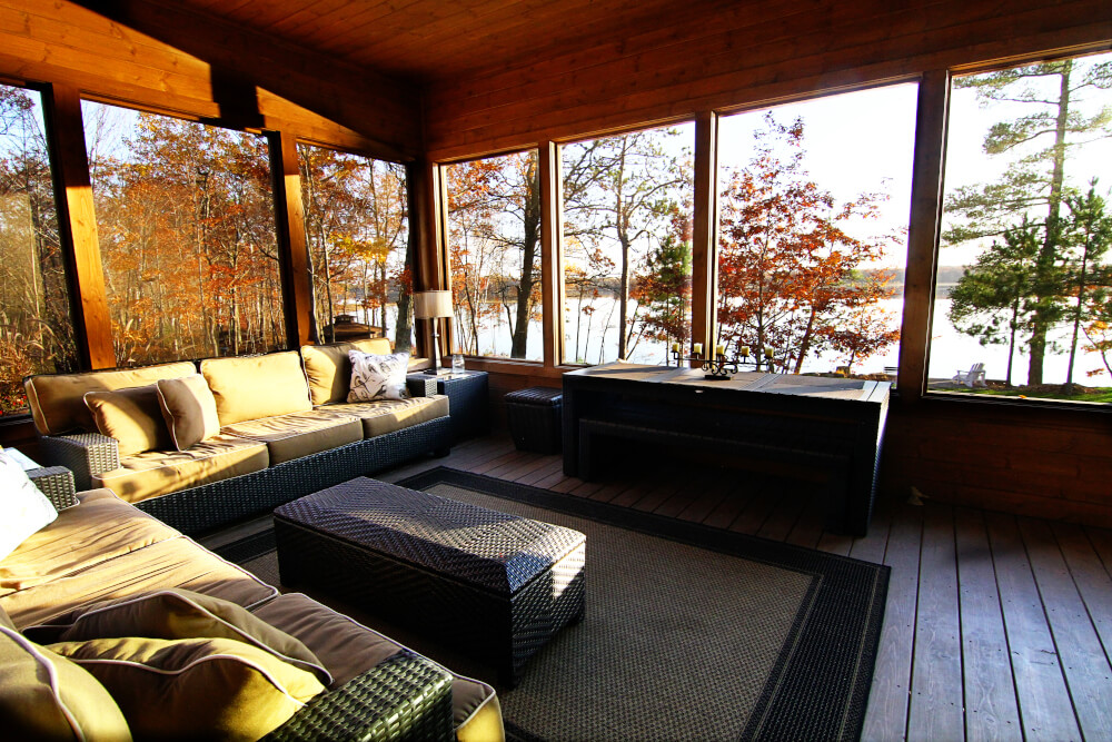 Up North Cabin Living